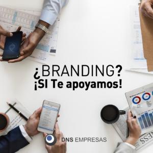 Branding. Te apoyamos