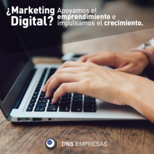 Marketin Digital - Apoyamos el emprendimiento e impulsamos el crecimiento